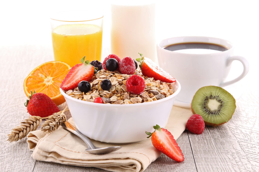εναλλακτικό πρωινό